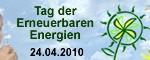"""Heute wurde der 15. """"Tag der erneuerbaren Energien"""" gefeiert"""