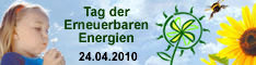 """Banner für den """"Tag der Erneuerbaren Energien"""""""