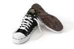 Ethletic Sneakers HiCut Black & White